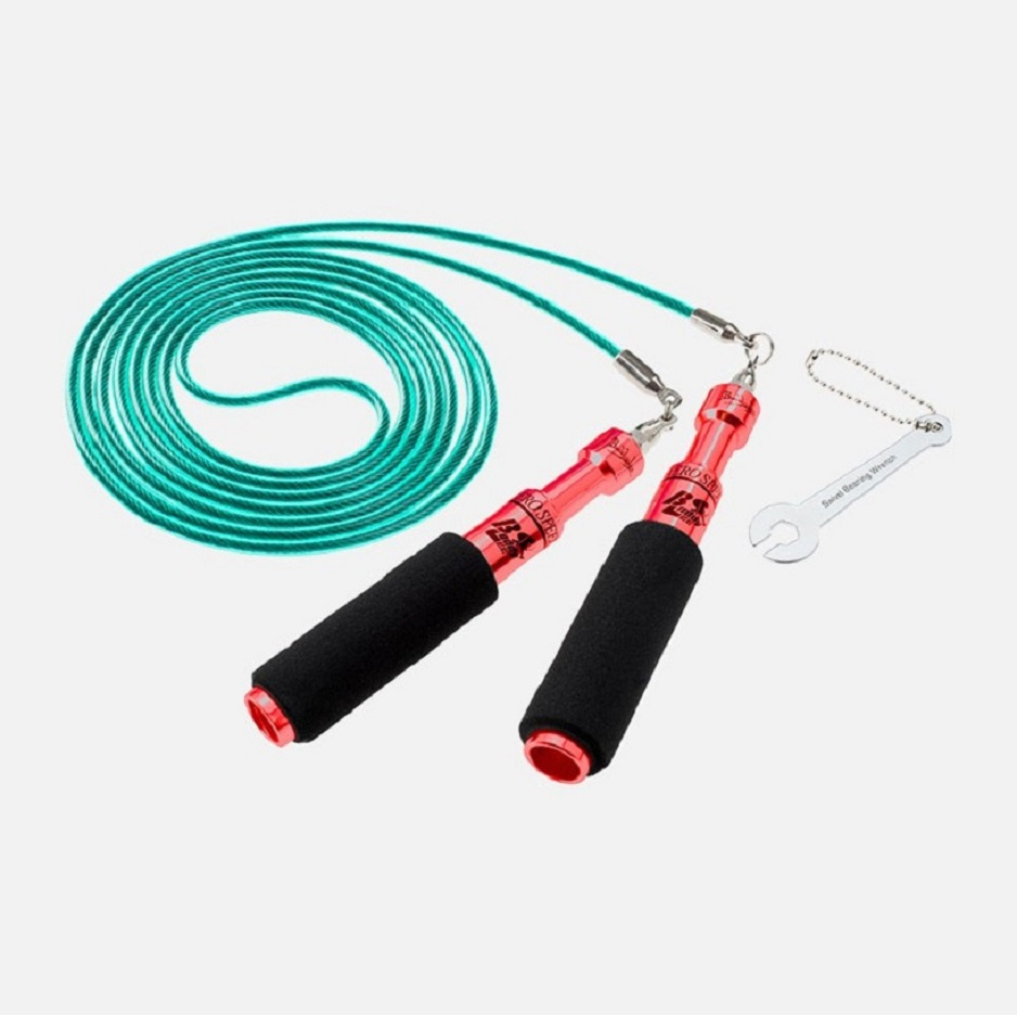 Aero_Speed_Rope_Green_Cable_Red